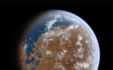 Марс — ще одна блакитна планета? ЛОГО.jpg